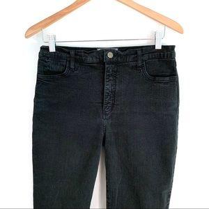 NYDJ Black Jean Crop Capris | Size 10P